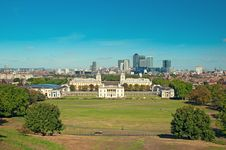 Free Greenwich, London Royalty Free Stock Image - 20085716