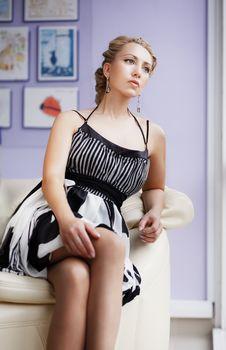 Free Photo Of Young Sensual Woman Stock Photos - 20087053