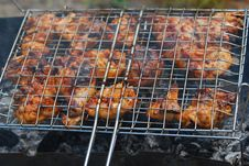 Free Grill Stock Photos - 20087253