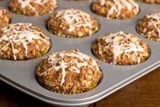 Free Apple Muffins Stock Photography - 20087362