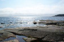 Free Ladoga Lake, Kareliya, Russia Stock Photo - 20088170