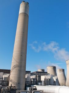 Free Power Station Royalty Free Stock Images - 20088539