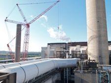 Free Power Station Royalty Free Stock Image - 20088556