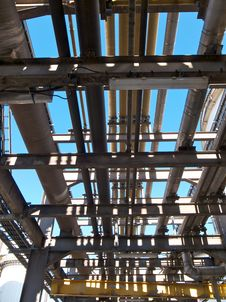 Free Pipes Royalty Free Stock Photography - 20088567
