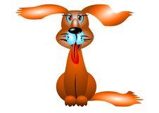 Free Happy Dog  Eps10 Stock Photo - 20088710