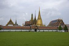 Free Wat Phra Kaew Royalty Free Stock Photography - 20088817