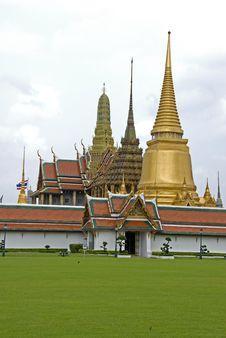 Free Wat Phra Kaew Royalty Free Stock Photos - 20088868