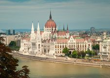 Free Nice View Of Budapest Stock Photo - 20089540