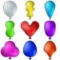 Free Balloons Royalty Free Stock Photo - 20091935