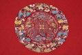 Free Chinese Dragon And Phoenix Royalty Free Stock Photo - 20094235