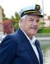 Free Seaman Captain Stock Images - 20098044