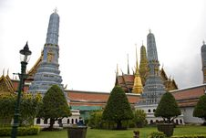Free Wat Phra Kaew Stock Photos - 20090173