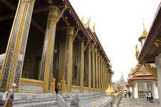 Free Wat Phra Kaew Royalty Free Stock Photography - 20090497