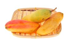 Free Fresh Mangoes Stock Image - 20090811