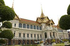 Free Wat Phra Kaew Royalty Free Stock Images - 20090819