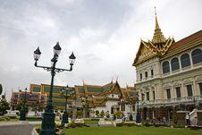 Free Wat Phra Kaew Royalty Free Stock Images - 20090839