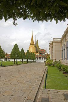 Free Wat Phra Kaew Royalty Free Stock Images - 20090879