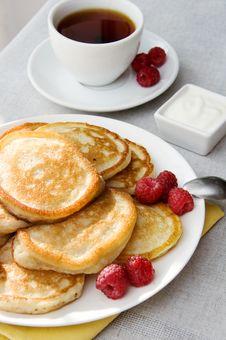 Free Sweet Summer Breakfast Stock Image - 20090881