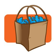 Free Paper Bag Royalty Free Stock Images - 20091129