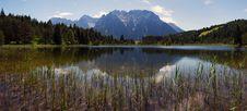 Free Lake In Alps Stock Photo - 20092270