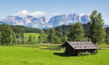 Free Tirol Landscape Stock Image - 20092281