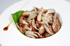 Free Chinese Cuisine - Crab Legs Royalty Free Stock Photography - 20093727