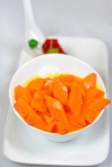 Free Pumpkin Salad Stock Image - 20093791