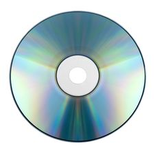 Free Compact Disk Royalty Free Stock Photo - 20094415