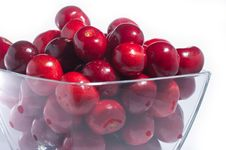 Free Fresh Cherries Royalty Free Stock Images - 20094449