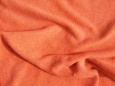 Free Orange Blanket Royalty Free Stock Image - 20094656