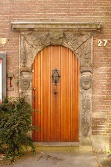 Free Door Stock Photography - 20095212