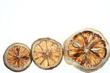 Free Desicated  Citrus Slice Royalty Free Stock Images - 20095559