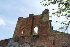 Free San Galgano Abbey Stock Photo - 20096640