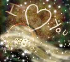 Free I Love You Card Stock Images - 20096714