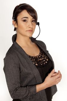 Free Receptionist Stock Photo - 20096720