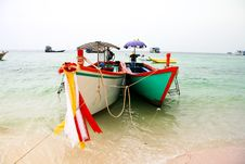Free Fishing Boat Stock Photography - 20096812