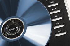 Free Compact Disk Royalty Free Stock Photography - 20097587