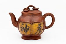 Free Chinese Teapot Stock Images - 20097924