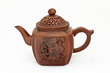 Free Chinese Teapot Royalty Free Stock Photography - 20097927