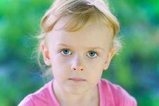 Free Serious Child Stock Photos - 20098523