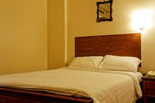 Free Single Bedroom Royalty Free Stock Image - 20098776