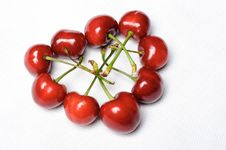 Free Cherry Royalty Free Stock Images - 20099509