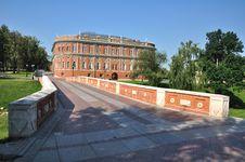 Palace. Stock Photo