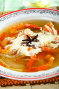Free Fish Soup With Vegetables Royalty Free Stock Photo - 2010025