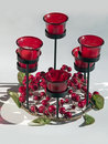 Free Candle Holder Royalty Free Stock Image - 2011756