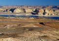 Free The Lake Powell In Glen Canyon Royalty Free Stock Photo - 2012145