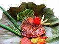 Free BBQ Pork Chop Royalty Free Stock Photos - 2017038