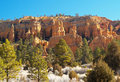 Free Sandstone Formations In Red Canyon Royalty Free Stock Image - 2017926