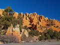 Free Sandstone Formations In Red Canyon Royalty Free Stock Images - 2017939