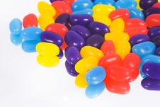 Free Jelly Beans Royalty Free Stock Photos - 2011678